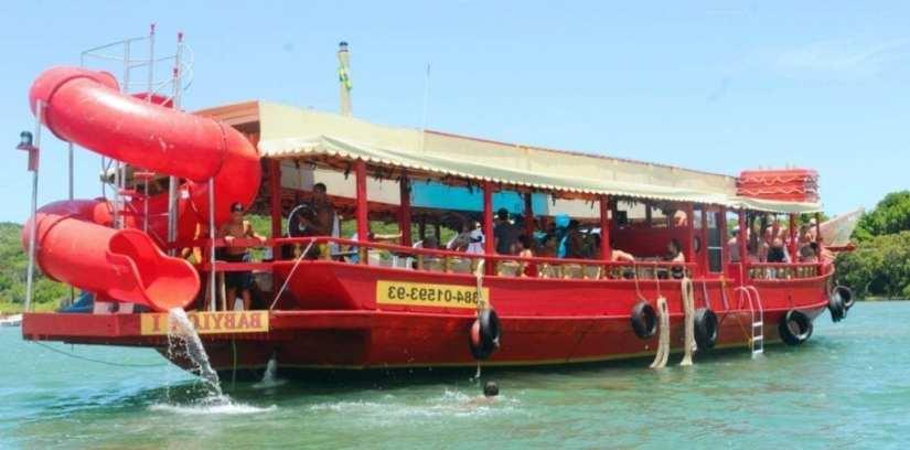 Paseos en barco por buzios