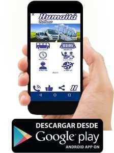 app humaita turismo