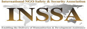 INSSA Logo, Letters, Map (PNG, 1500 x 500)