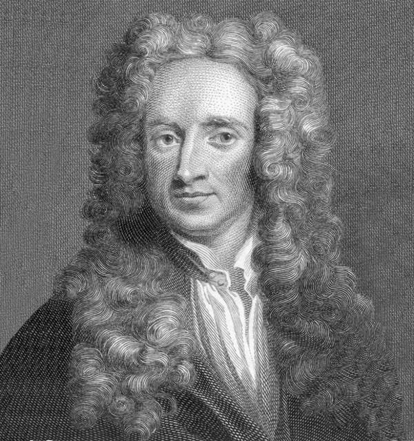 Исаак Ньютон в СМИ