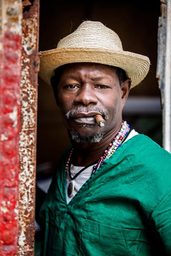 Куба, Гавана - красота мира в лицах
