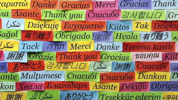 Гиперглоты - люди, знающие более 10 языков мира
