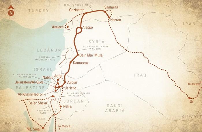 Путь Авраама к согласию, уважению и примирению