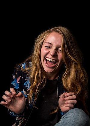 Истории об искреннем женском смехе