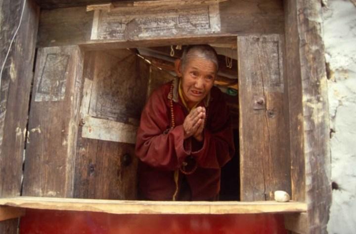 Уэйд Дэвис о буддистах Непала