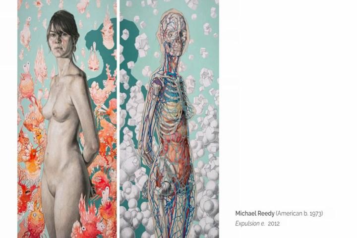 Иллюстрации Майкла Риди содержат элементы юмора.