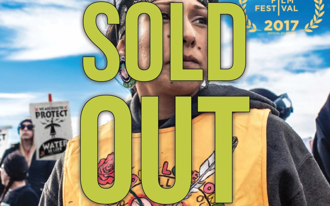 Friday Night's Screenings Sold Out