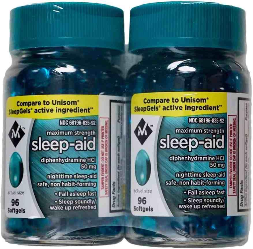 Members Mark Maximum Strength Sleep