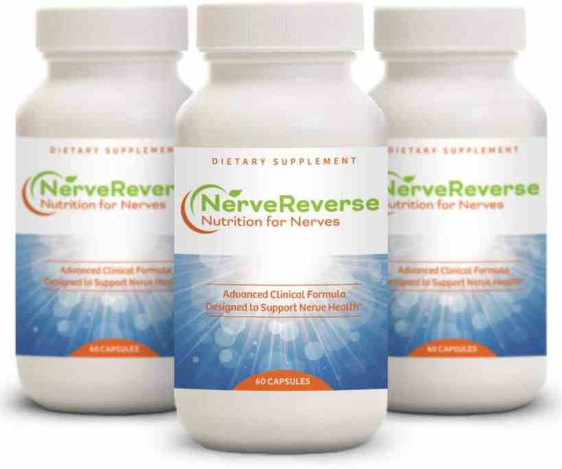 NerveReverse Neuropathy Support Formula Supply