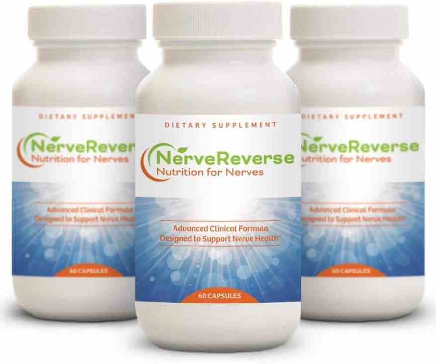 NerveReverse Neuropathy Support Formula Supply