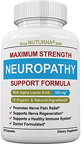 Neuropathy Pain Relief Supplement Peripheral