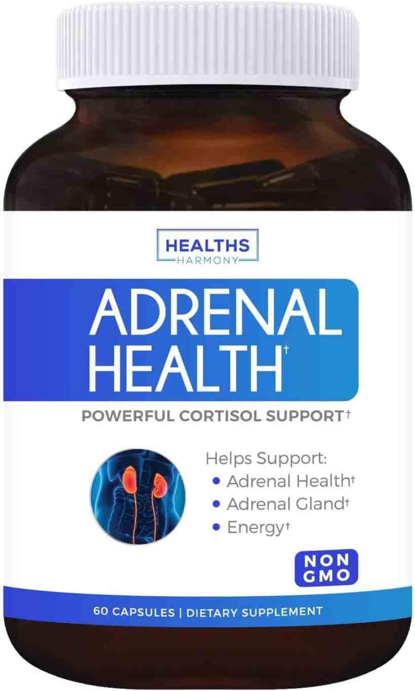 Adrenal Health by Healths Harmony