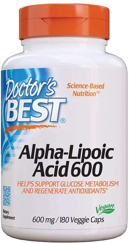 Doctor's Best Alpha-Lipoid Acid