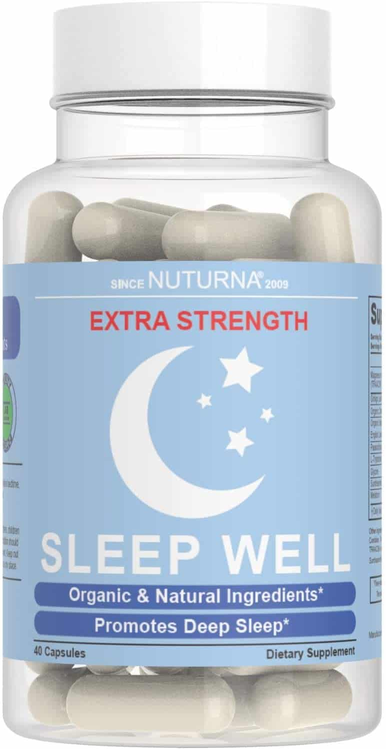 Nerve Pain Neuropathy & Diabetic Sleep Support
