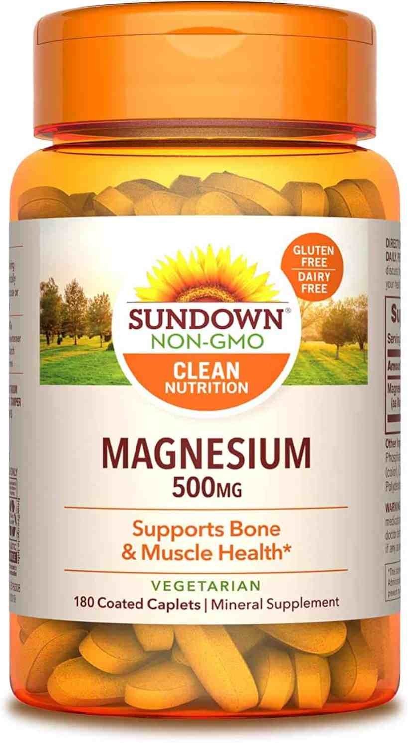 Sundown Magnesium