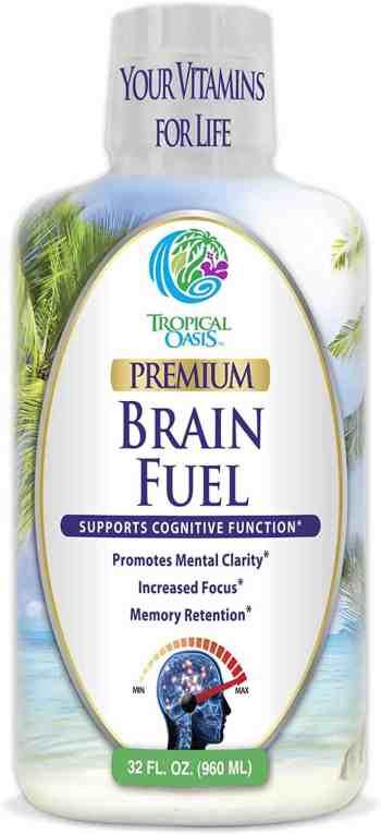 Brain Fuel- Brain Nootropic Supplement