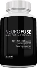 Neurofuse Powerful Focus and Nootropic Pill