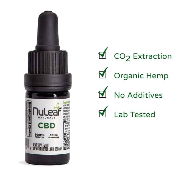 NULEAF NATURALS – CBD Oil