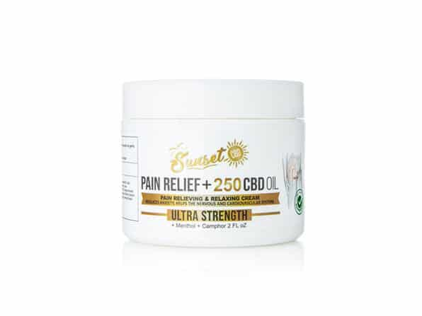 Sunset CBD Cream