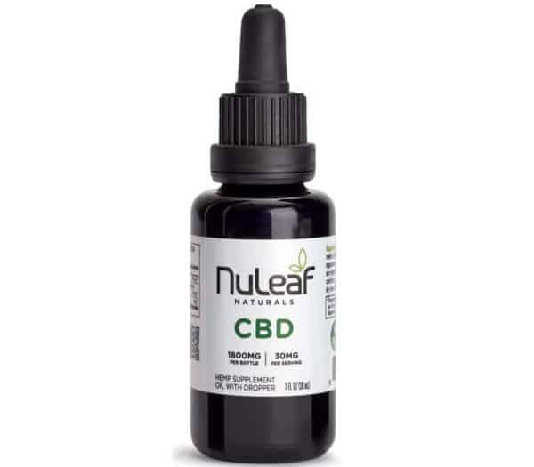 Full Spectrum Hemp CBD Oil (60mg/ml)