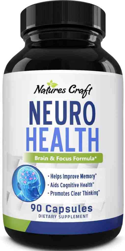 Natures Craft's- Neuro Health