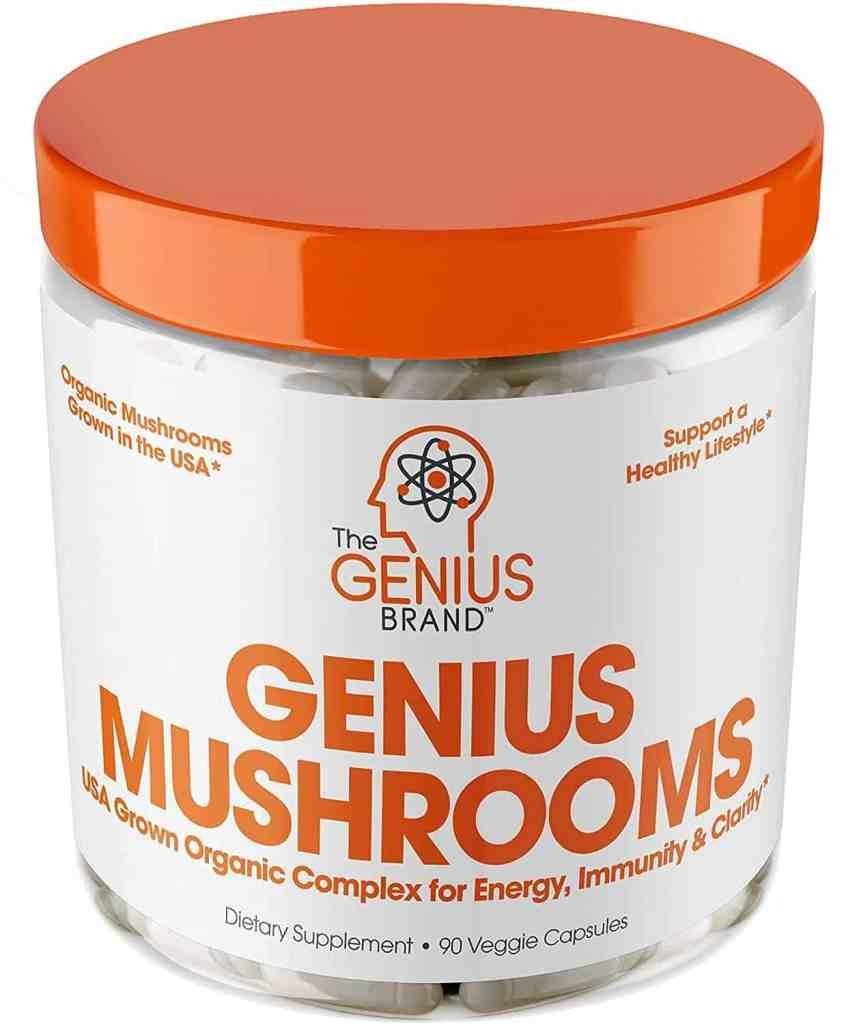 The Genius Brand: Genius Mushrooms