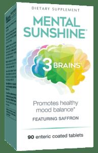 3 Brains® Mental Sunshine