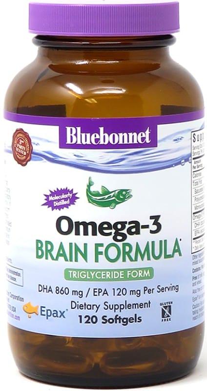 Bluebonnet Nutrition Omega-3