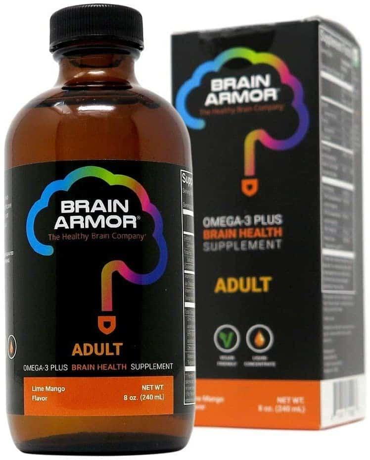 Brain Armor Adult Brain Nutrient Formula