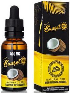 Sunset CBD Oil