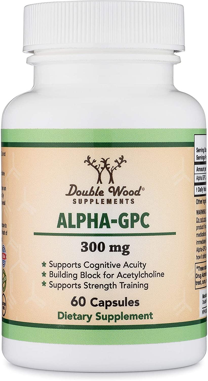Double Wood Alpha GPC
