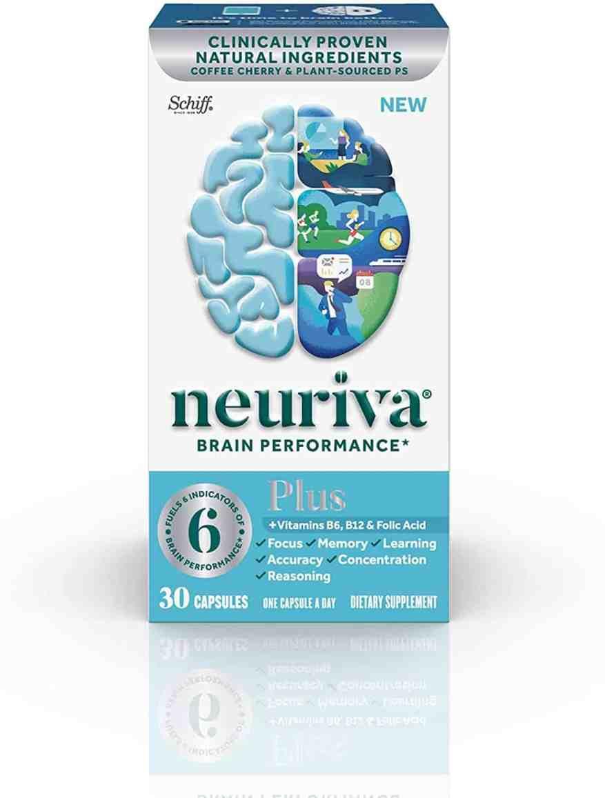 Neuriva Brain Supplement