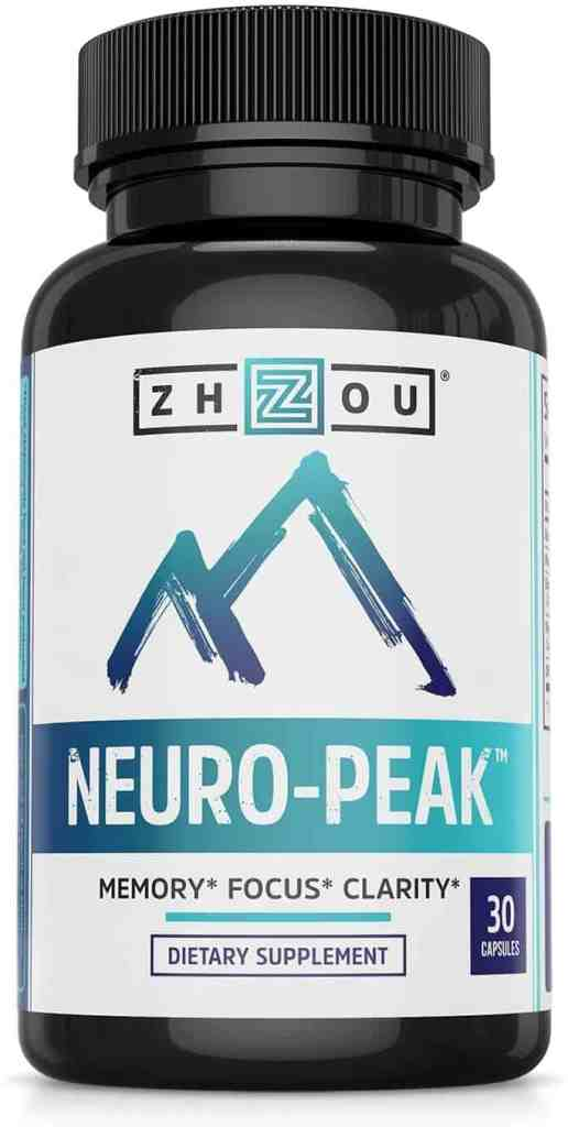 Zhou Neuro Peak Supplement