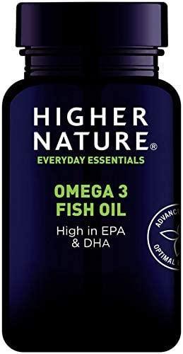 Higher Nature Omega-3 Fish Oil