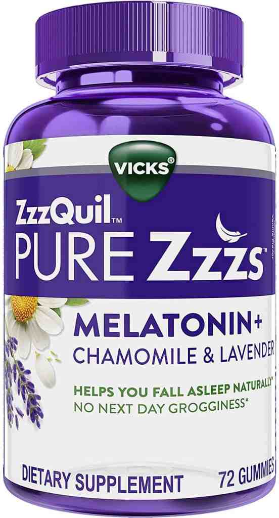 ZzzQuil Pure