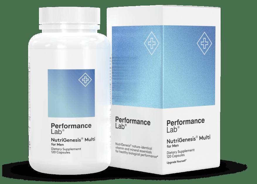 Performance Lab Nutrigenetics Men