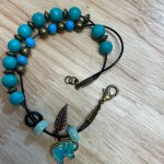 Aqua et turquoise