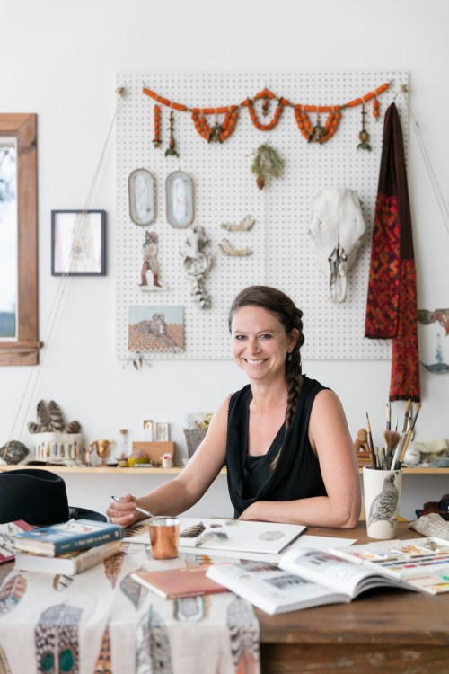 Coral and Tusk founder Stephanie Housley