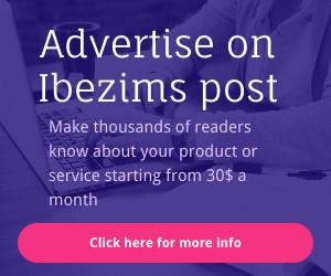 Advertise on Ibezims post