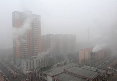 COVID-19 lockdowns significantly impacting global air quality