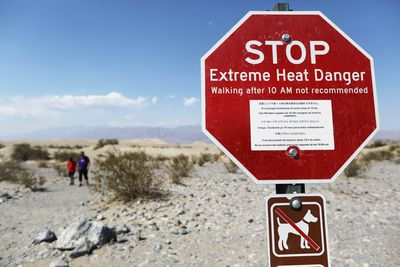 Death Valley Hits 130 Degrees, One Of The Highest Temperatures Recorded On Earth