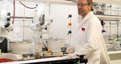 SFU chemist's new process fast-tracks drug treatments for viral infections and cancer