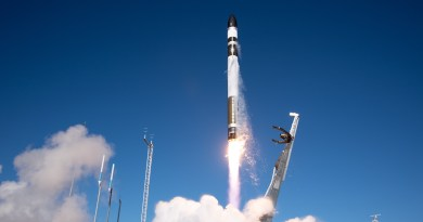 Rocket Lab secretly launched its own company-made satellite on latest flight