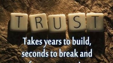 Photo of The Importance of Trust