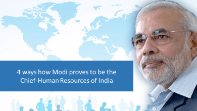 Photo of Four ways how Prime Minister Modi proves to be the Chief-Human Resources Officer of India