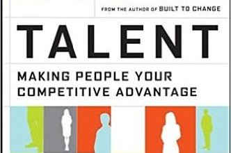 Photo of Talent: Making People Your Competitive Advantage