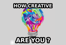 Photo of How creative are you ?