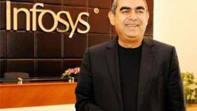 Photo of Infosys CEO Vishal Sikka resigns