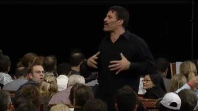 Photo of Anthony Robbins – Leadership – Becoming The Leader