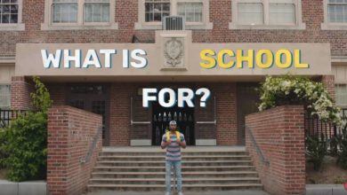 Photo of WHAT IS SCHOOL FOR?